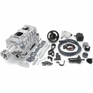 Edelbrock 15221 E force Enforcer Rpm Efi Supercharger System Small Block Chevy V