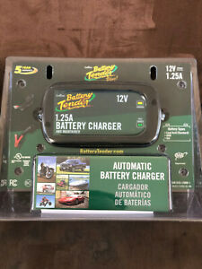 Battery Tender 022 0185g Dl Wh Plus High Efficiency Battery Charger