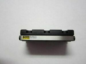 Parker Sw038a 075 Double In V Low Profile Slide Crossed Roller Way New