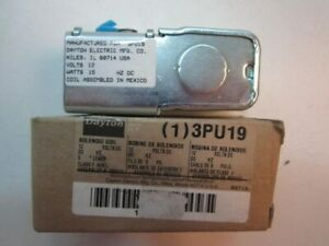 12 Volts Dc 15 Watts Class F Solenoid Valve Coil New