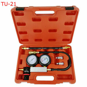 Tu 21 Car Cylinder Leak Tester Detector Petrol Engine Compression Leakage Detect