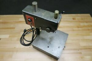 Dumore 37 021 Variable Speed Precision Drill Press