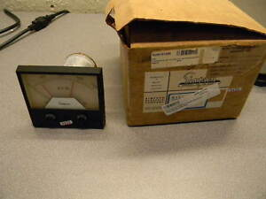 Simpson Hum141255 Tachometer dual Set Point Analog 0 1 Ma Dc Range 0 2000 Rpm