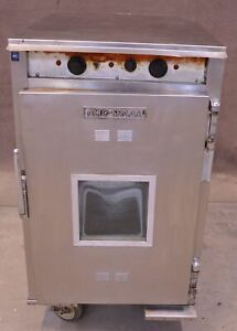 Alto shaam Recon vector Series Ii Cook hold Cabinet Oven Heated Warming