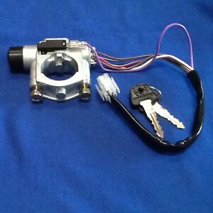 Mgb Ignition Switch Steering Lock And Two Keys 263 640 1974 1980 Free Shipping