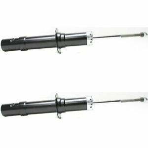 Shocks For 1995 2002 Dodge Stratus Fwd Twin Tube Front Left Right 2pcs
