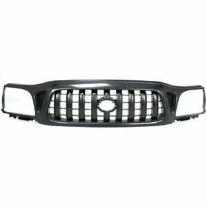 5310004250c0 To1200246 New Grille For Toyota Tacoma 2001 2004