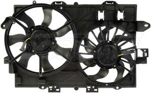 Engine Cooling Fan Assembly Fits 08 08 Chevrolet Pontiac Equinox Torrent