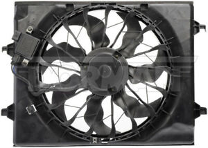 Engine Cooling Fan Assembly Fits Kia Optima 621 572 25380d5200