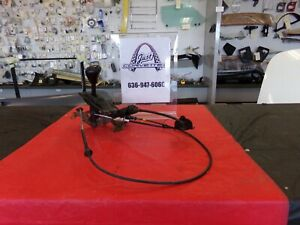 1990 1991 C4 Corvette Shifter W Boot Cables