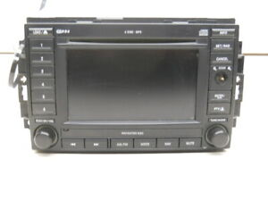 2005 Chrysler 300 6 Disc Dvd Player Navigation Radio Rec Oem