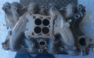 70 Ford 429 Cobra Jet Or Scj Super Cobra Jet Cast Iron Intake Manifold
