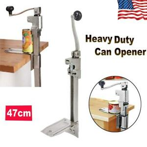 11 Heavy Duty Table Bench Clamp Can Opener Commercial Kitchen Restaurant Chef