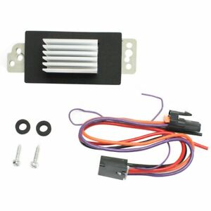 Front Or Rear New Blower Motor Resistor Chevy Olds Yukon Suburban Avalanche