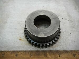 Fellows Gear Shaper Cutter 12 Np 20 Npa 36 Teeth Bd 2 9319 Ex Cond Cutter 2