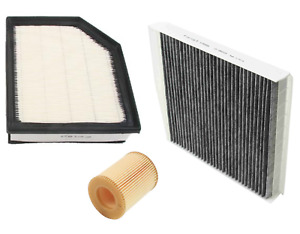Air Filter Oil Filter Ac Cabin Filter 39mm Carbon Volvo Xc90 2007 2014