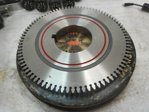National Broach Machine Co Cc 8861 85t 12ndp 20 Npa Ha 13 Lh For 11t