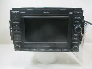 2007 Chrysler 300 Navigation 6 Cd Mp3 Player Radio Rec Oem
