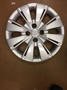 1 2012 2013 2014 Original Toyota Yaris Hubcap Wheel Cover 15 Hub Cap Wheelcover