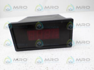 Wiegel Dpa14 31m10r 4 Digital Panel Meter new No Box