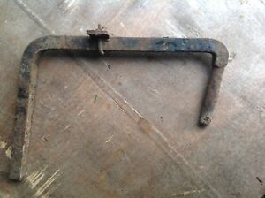 Used Farmall Cub Cultivator Rear Tool Bar Arm