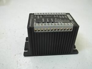Rorze Co Rd 123 2p Pulse Motor Drive used