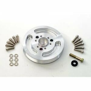 The Blower Shop 4224 Accessory Pulley Big Block Chevy Diameter 7 5 6 Rib