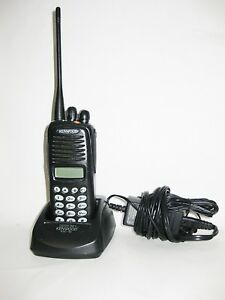 Kenwood Tk 3180 k4 Tk 3180 512ch Uhf 400 470 Mhz Portable Radio 30 Day Warranty