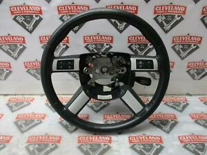 2008 2010 Dodge Charger Srt 8 Oem Steering Wheel Black W Controls