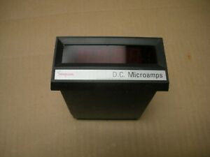 Simpson 2865 Dc Microamps Digital Panel Meter