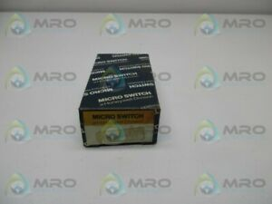 Microswitch Pmhg105a1 Pushbutton Switch New In Box
