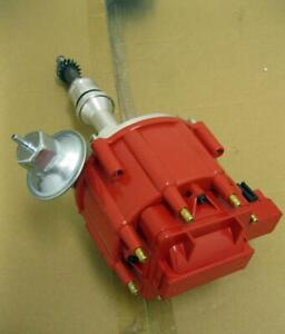 Small Block Ford 351w Hei High Energy Ignition Distributor 50 000 Volt Pc6003