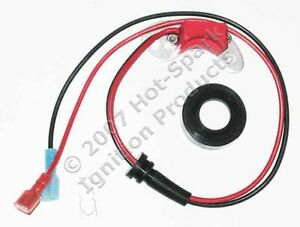 Electronic Ignition Kit Replaces Single Points In 1964 73 Ford Mustang V8