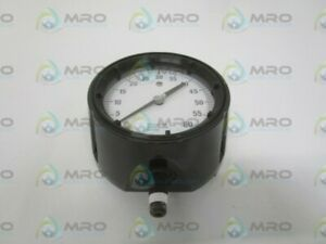 Ashcroft 0 60psi Pressure Gauge New No Box
