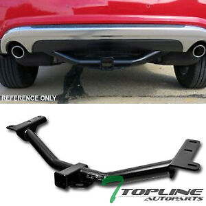 Topline For 2009 2018 Dodge Journey Class 3 Trailer Hitch Tow Receiver 2 Blk