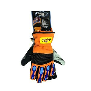 Vise Gripster Extrication Gloves Rescue Responder Xx large