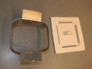 Ultrasonic Cleaner Cover for 14cm X 13 Cm Opening Basket 14 Cm X12 X 8 Cm