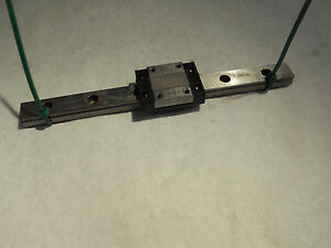 Thk Srs12m A5f 10 Linear Bearing Way Slide Stage Block Guide Rail Slide Assembly