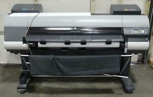 Canon Ipf8400s Large Format Printer Paper Usage 14353 3 Sq ft