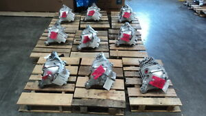 02 05 Subaru Impreza Rear Differential Carrier Assembly 3 545 Ratio 136k Oem Lkq