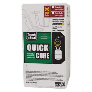 Touch N Seal Spray Foam Sealant 10 0 Lb Sz beige 7565000063 Beige