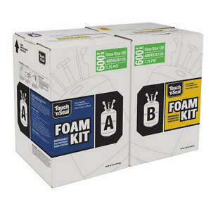 Touch N Seal Spray Foam Sealant 85 28 Lb Sz beige 7565026120 Beige