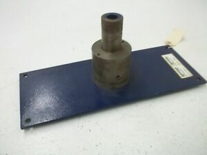 Lantech 40057401 Shaft With Base Plate used