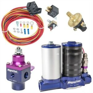 Magnafuel Mp 4450k2 Magnafuel Prostar 500 Electric Fuel Pump Kit Up To 2000 Hp 2
