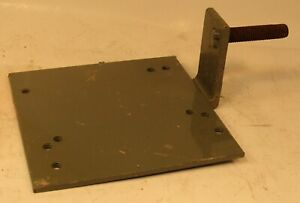 Delta 18 Wedge Bed Planer Feed Motor Plate Part 42802 372 5001