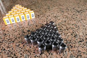 Spring Collet Er 32 22 Pcs Set Boss Tooling Precision Cnc 0002 T i r