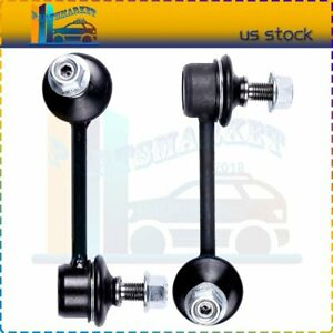 Fits For 2007 2012 Mazda Cx 7 New Front Sway Bar End Link Kit 2pcs Suspension
