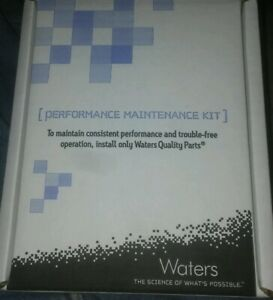 Waters 2489 2998 Acquity Perf Maint Kit 201000186 Nib