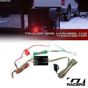 For 2003 2005 2009 2014 Murano Trailer Hitch 4 Way Wire Harness T Connector Kit