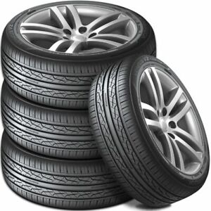 4 Hankook Ventus V2 Concept2 H457 205 50r15 86h All Season Performance M s Tires